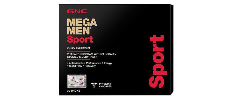 GNC Mega Men® Sport