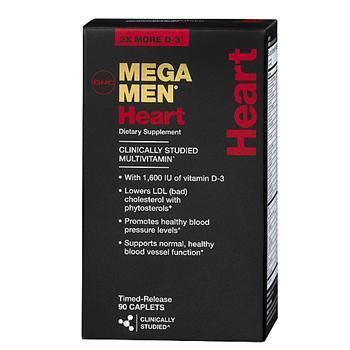 GNC Mega Men® Heart
