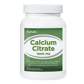 GNC Calcium Citrate 1000 mg