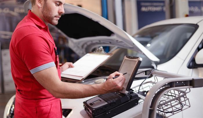 美国二手车inspection