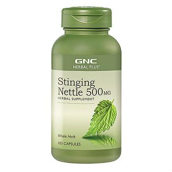 GNC Herbal Plus荨麻精华