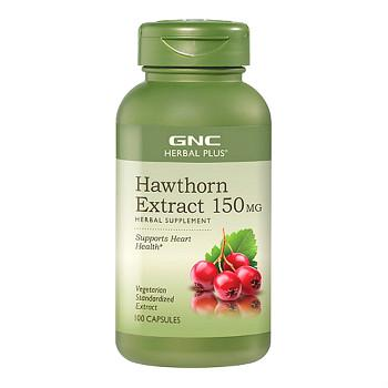 GNC Herbal Plus山楂精华