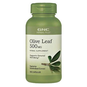 GNC Herbal Plus橄榄叶精华