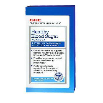 GNC Preventive Nutrition调节血糖配方