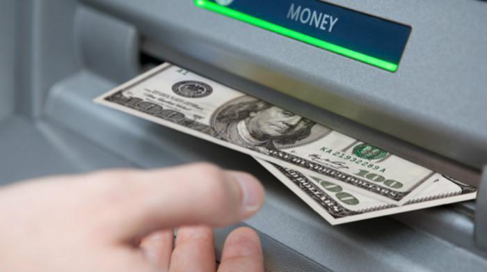在美国拿中国银行卡取钱,钱被吞...