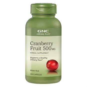 GNC Herbal Plus蔓越莓果精华