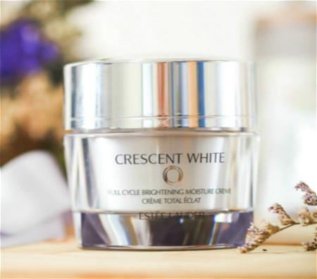 Crescent White Full Cycle Brightening Moisture Creme晶透沁白淡斑滋润霜