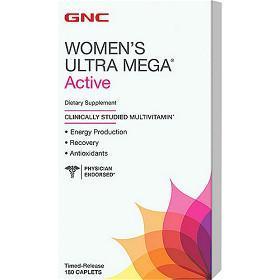 GNC Ultra Mega® Active活力款