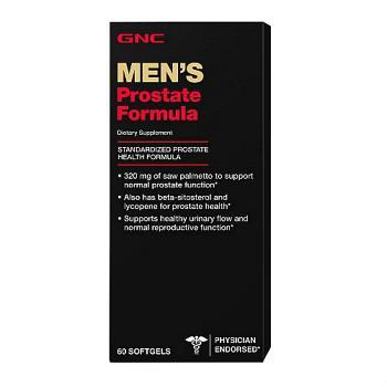 GNC Men's Prostate Formula前列腺健康配方