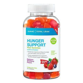 GNC可溶性膳食纤维咀嚼软糖