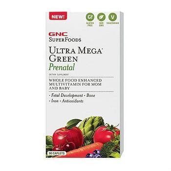 GNC超级食物孕期配方