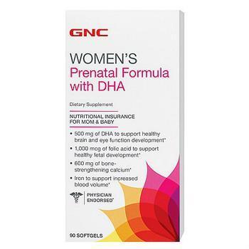 GNC孕期配方+DHA