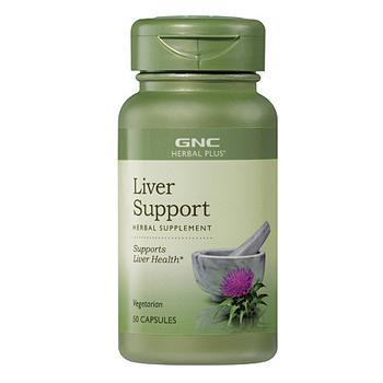 GNC Herbal Plus® Liver Support益肝配方