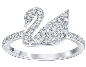 施华洛世奇Iconic Swan戒指