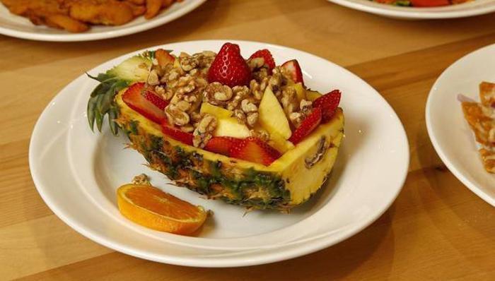 早午餐Yolk Pineapple Yogurt