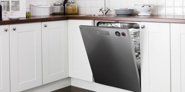 在美国学会用洗碗机,附洗涤剂、亮碟剂、洗碗盐推荐