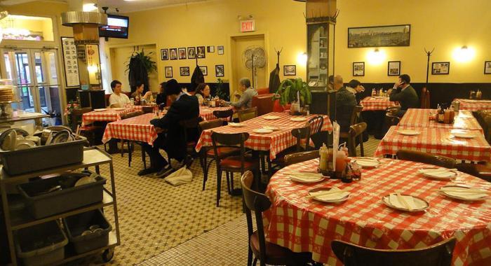 纽约南华茶餐厅