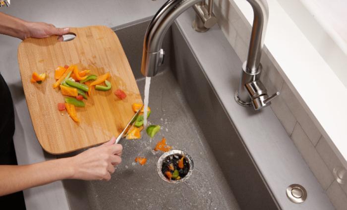 废弃食物粉碎机