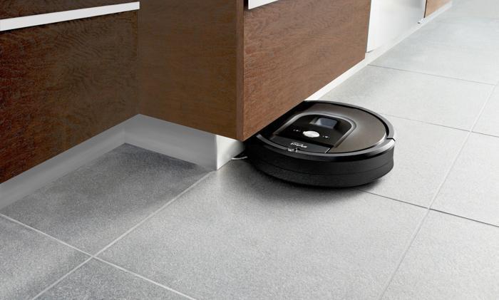 Irobot Roomba 980清扫