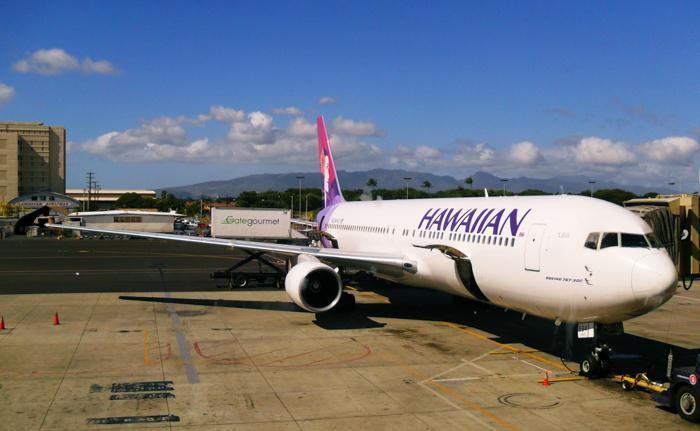 夏威夷国际机场