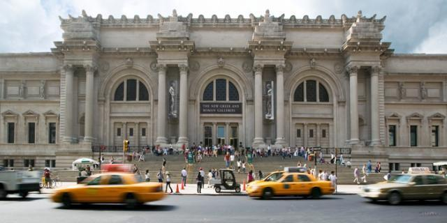 Metropolitan Museum of Art | 纽约大都会博物馆完整攻略
