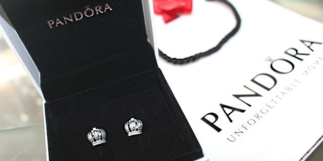 【Pandora】潘多拉耳环推荐+潘多拉首饰保养方法
