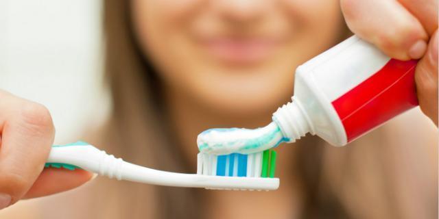 美国最常见的几种牙膏品牌