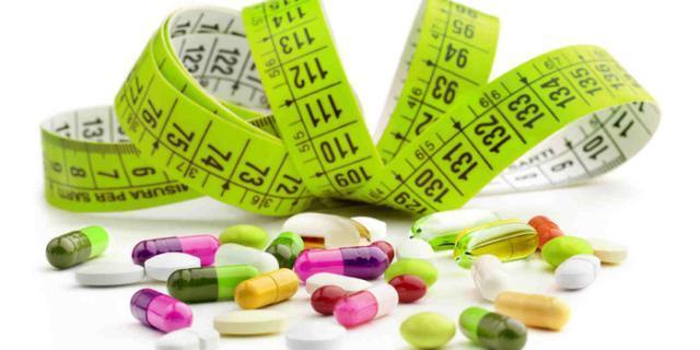 在美国常见的几种减肥产品