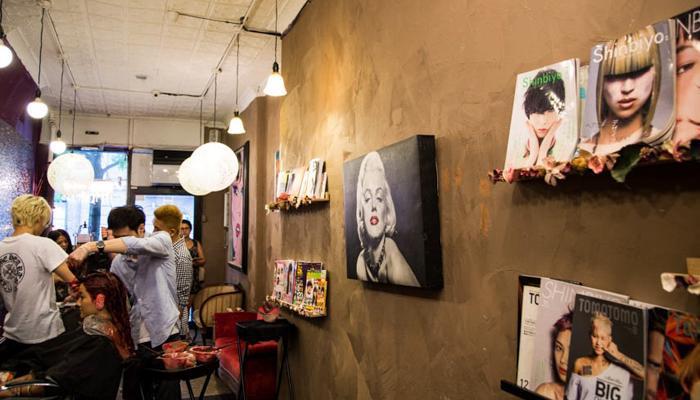 &Hair Lounge