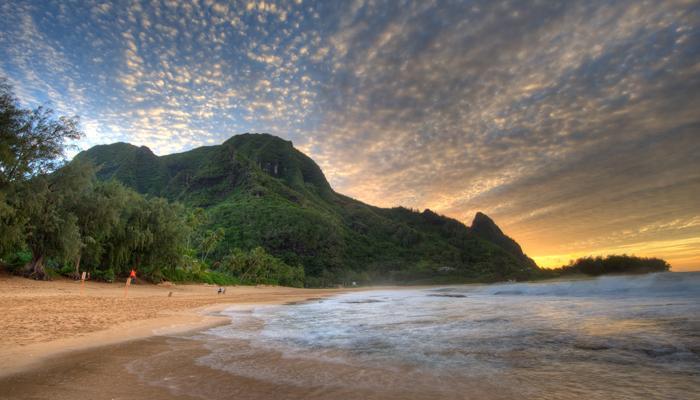 夏威夷可爱岛