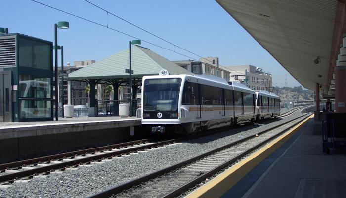 洛杉矶联合火车站