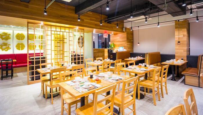 纽约添好运米其林餐厅