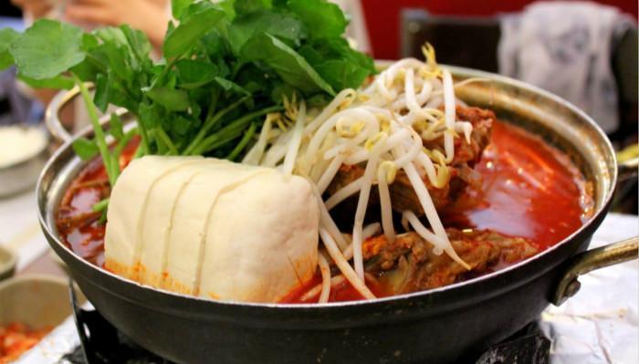 波士顿韩国餐厅