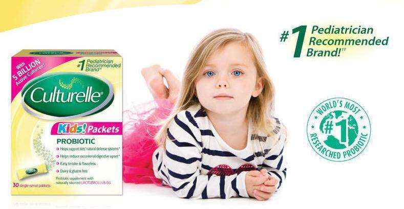 儿童益生菌