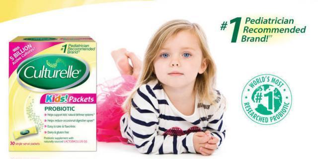 美国婴童主流益生菌产品全推荐