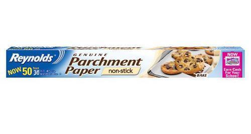 烘培纸(Parchment paper)