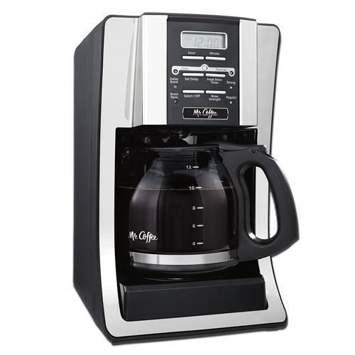 Mr. Coffee BVMC-SJX33GT 12-Cup 可编程咖啡机