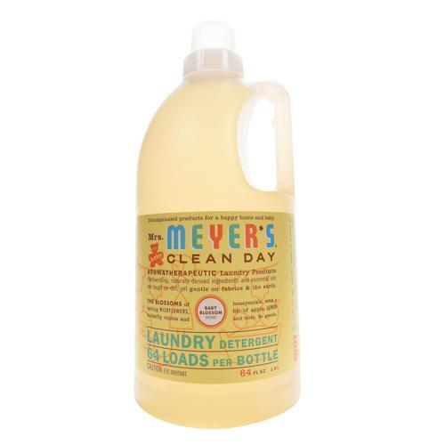 Mrs. Meyer's Clean Day, Baby Laundry Detergent Concentrated