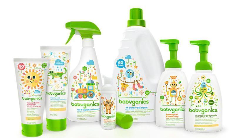 Babyganics Baby Laundry Detergent