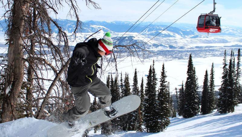 美国10大滑雪胜地盘点
