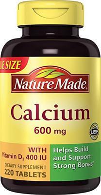 Nature Made自然制造钙+D3