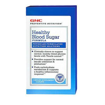 健安喜调节血糖配方