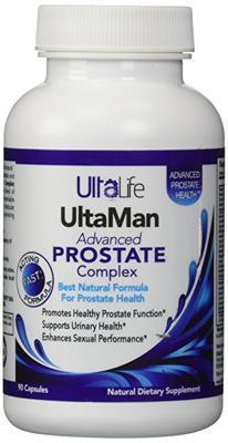 UltaLife's的男性前列腺片