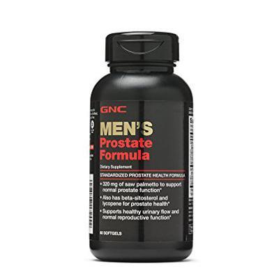 GNC Men's Prostate Formula 前列腺健康配方