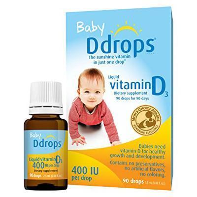 鼎鼎大名的婴幼儿Ddrops