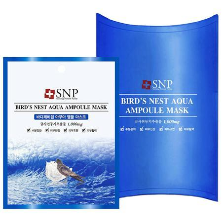 SNP海洋燕窝水库面膜
