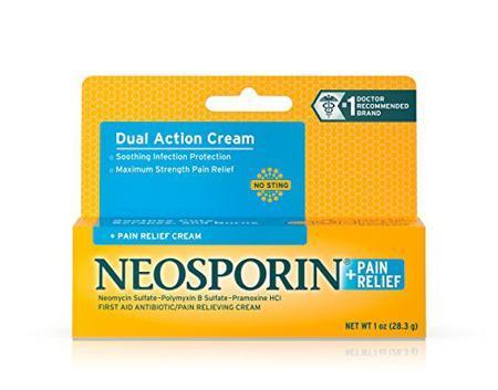 Neosporin止痛膏抗炎药膏