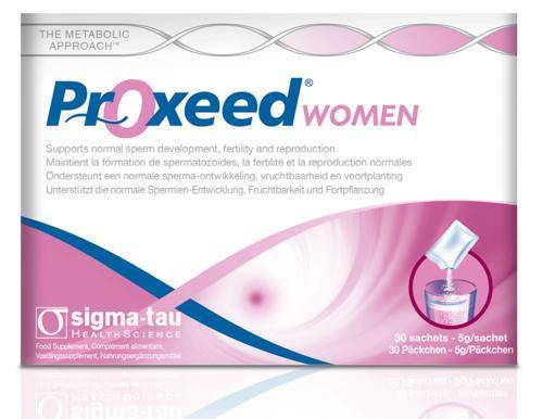 勃锐精Proxeed男女性助孕营养素成份分析及使用说明