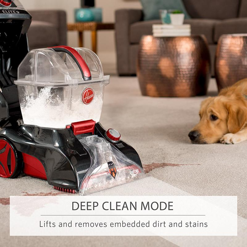 HOOVER Power Scrub Elite Pet Carpet Cleaner FH50251