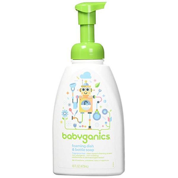Babyganics Foaming Dish and Bottle Soa